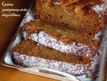 Νηστίσιμο κέικ μήλου στο μπλέντερ ή στο multi! Μακαρονάδα με σάλτσα τόνου Κέικ καρότου με γέμιση γλυκιάς μυζήθρας