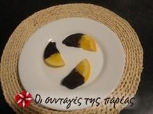 Πορτοκαλένια σοκολατάκια