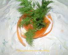 Πατατοσαλάτα με γιαούρτι και αυγά