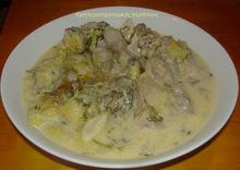 Αγκιναράτο ( Κατσικάκι ή αρνάκι με αγκινάρες )