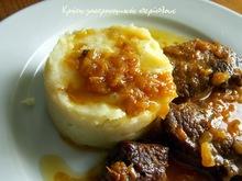 Εύκολος και υγιεινός πουρές πατάτας με ελαιόλαδο, στα γρήγορα!