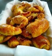 παριζιάνικα κρουασάν: η συνταγή