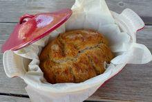 Ψωμί χωρίς ζύμωμα; Είναι γεγονός!