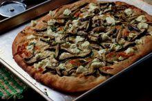 Σαββατόβραδο με πίτσα αληθινή