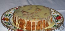 Κέικ με καρότα και ξηρούς καρπούς με επικάλυψη λευκής σοκολάτας Καρπουζόπιτα Παστέλι αμυγδάλου Χριστουγεννιάτικα μπισκότα για στόλισμα κι όχι μόνο