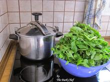 Σκοτεινό ημερολόγιο μιας μη σκοτεινής κουζίνας: Η κουζίνα της μαμάς