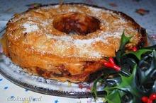 πίτα με γέμιση γαλοπούλας/Turkey Stuffing Pie