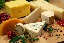 Ευρωπαϊκά τυριά και τυριά για πίτσες