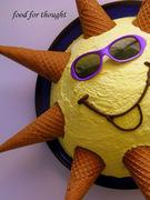 Τούρτα Ήλιος