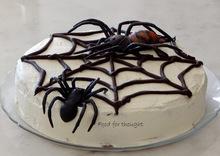 Τούρτα ιστός αράχνης