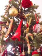 Τα μπισκότα του Αη Βασίλη στόλισαν το δέντρο μας