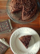Devil's food cake / Το κέικ που τρώει ο διάβολος