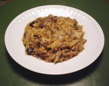 Λαχανόρυζο / Cabbage risoto