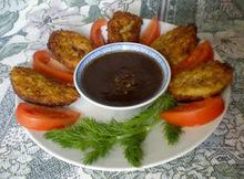 Κροκέτες λάχανο / Cabbage Cakes