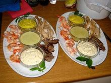 Dzur Dinner - Πιατέλα του Χωρικού
