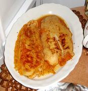 Dzur Dinner - Ψάρι α λα Αντριλάνκα