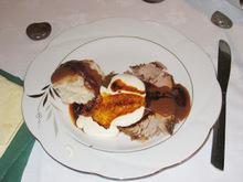 Dzur Dinner - Μοσχάρι Taltos