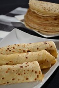 Χυλός για αλμυρές κρέπες / Batter for savory crepes