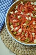 Τάρτα ντομάτας / Tomato tart