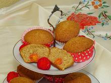 Cupcakes με κούμαρα