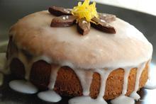 Κέϊκ λεμονιού με ολόκληρο λεμόνι – το αρωματικό