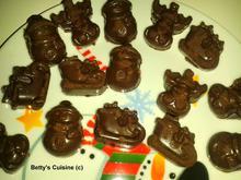 Σοκολατάκια Χριστουγεννιάτικα