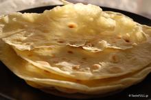 Σπιτικές αραβικές πίτες – μόνο με αλεύρι και νερό