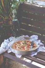 Galette με κολοκυθάκια και καραμελωμένα κρεμμύδια (και εξομολογήσεις) - The one with all the tastes