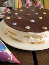 Η πιο εύκολη τούρτα γενεθλίων - The one with all the tastes
