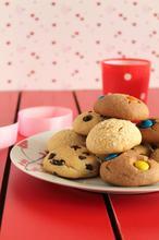 Μπισκότα με 3 υλικά (και αμέτρητες παραλλαγές) - The one with all the tastes