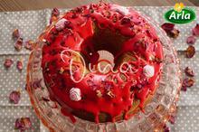 Κέικ τριαντάφυλλο