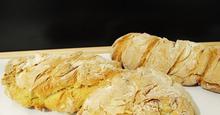 Στριφτό ψωμί / Twisted bread