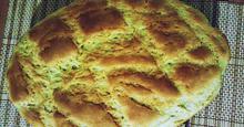 Σπιτικό ψωμί στη γάστρα