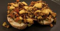 Πατάτες φούρνου με φακές & sauce κουνουπιδιού - Lovecooking.gr