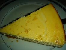 Cheesecake με λεμόνι