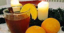 Ζεστό κρασί με πορτοκάλι και μπαχαρικά – Χριστουγεννιάτικο παραδοσιακό ποτό