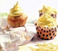 Cupcakes λεμόνι