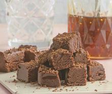 Υγιεινά brownies ψυγείου χωρίς ψήσιμο