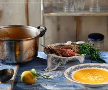Ψαρόσουπα παραδοσιακή (Πάρος)
