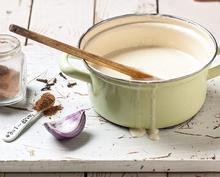 Βασική συνταγή για μπεσαμέλ