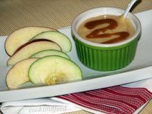 Caramel Apple Dip/Ντιπ Καραμέλας Για Μήλα