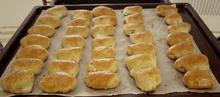 Τυρένια κρουασανάκια - Οι συνταγές της Άννας