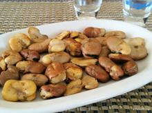 Ψητά Βρεχτοκούκια, νόστιμα σαν κάστανα