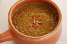 Φακές σούπα – εύπεπτες, νόστιμες, ποτέ βαρετές