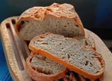 Καρβέλια Σπιτικό Ψωμί