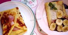 Κρέπες Γαλλικές Αλμυρές & Γλυκές-DIY