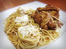Κόκορας Κρασάτος με μακαρόνια - Οι συνταγές της Άννας