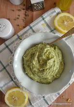 Λεμονάτο ντρέσινγκ με αβοκάντο