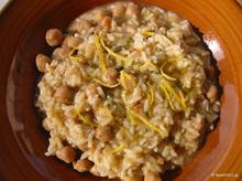 Ρεβύθια με ρύζι – τα πιο αρωματικά