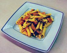 Μακαρόνια με κολοκύθα και blue cheese - Οι συνταγές της Άννας